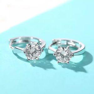Super sparkle crystal earrings